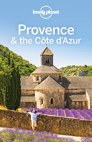 Lonely Planet Provence & the Cote d
