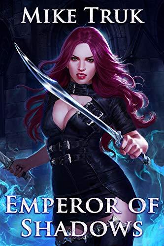 Emperor of Shadows (Shadow Rogue Book 4) (English Edition)