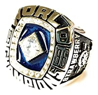 Finding Nostalgia 1986 New York Mets Replica World Series Ring
