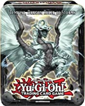 Yugioh 2013 Wave 2 CT10 Collector Tin Tempest, Dragon Ruler of Storms Sealed
