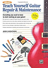 Alfred's Teach Yourself Guitar Repair & Maintenance [Paperback] [2006] (Author) John Carruthers