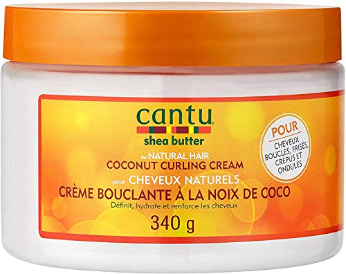 Cantu Shea Butter Coconut curling Cream 340gr