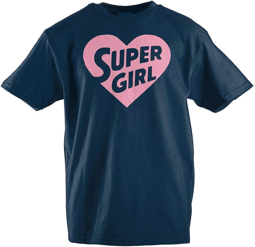 Youth Girls DC Comics Supergirl Short-Sleeve T-Shirt