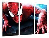 Poster Fotográfico Spiderman, superheroe, hombre araña Tamaño total: 97 x 62 cm XXL