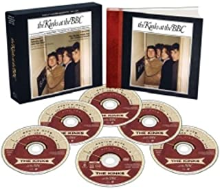 The Kinks at The BBC (Coffret 5 CD + DVD)