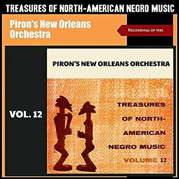 Treasures of North-American Negro Music, Vol. 12 (Recordings of 1932)