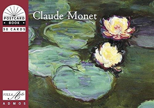 Claude Monet: Postkartenbuch