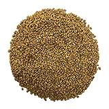 Fenogreco Certificado Vegano - Calidad Culinaria - Alholva o Trigonella Foenum-graecum - fenugreco Semilla (FENOGRECO SEMILLAS, 100 GR)