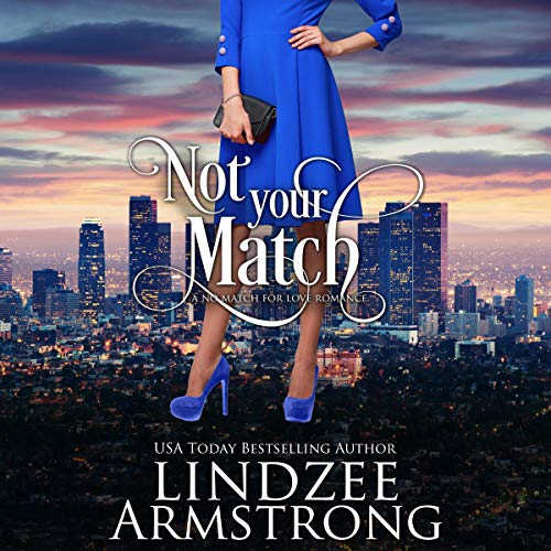 Not Your Match audiobook cover art