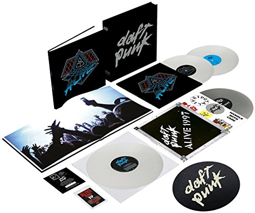 Alive 1997 + Alive 2007 (Boxset)(4LP Colored Vinyl w/Digital Download)