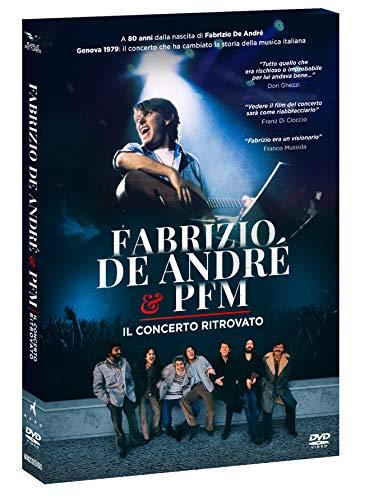 Fabrizio De André & Pfm - Il Concerto Ritrovato ( DVD)