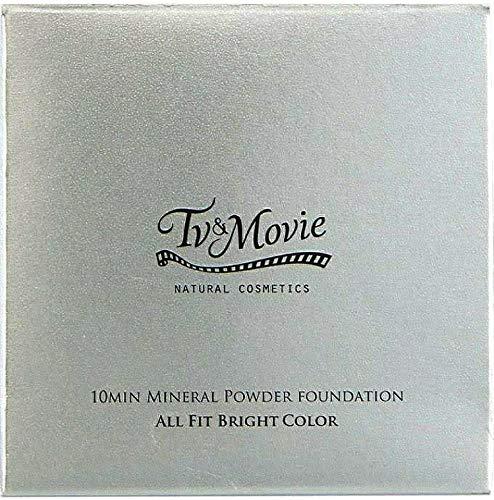 TV&MOVIE 10min ミネラルパウダーファンデリフィル オールフィットブライトカラー11G