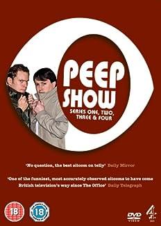 Peep Show - Series One, Two, Three & Four