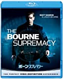ボーン・スプレマシー[Blu-ray/ブルーレイ]