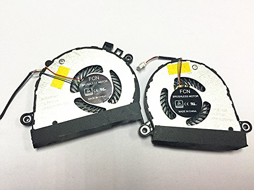 KENAN New Laptop CPU+GPU Cooling Fan for Lenovo Yoga 710-15 YOGA710-14