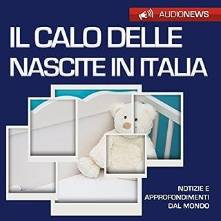 Il calo delle nascite in Italia cover art