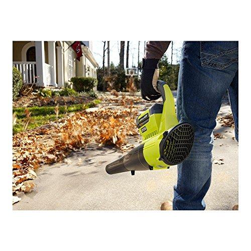 ryobi cordless leaf blower