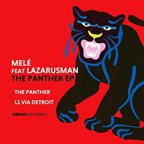 Melé  feat. Lazarusman