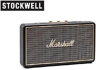 <国内正規品> Marshall Bluetooth スピーカー(マーシャルスピーカー) STOCKWELL (バッテリー内蔵ポータブル) ZMS-04091390