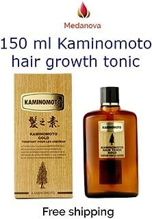 Kaminomoto Gold Hair Growth Accelerator Japan Bestseller 150ml for Hair Loss