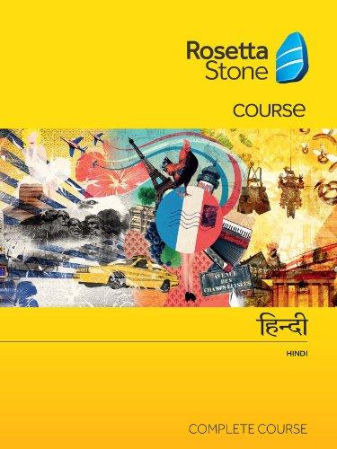 Rosetta Stone Hindi Complete Course