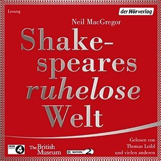 Shakespeares ruhelose Welt Titelbild