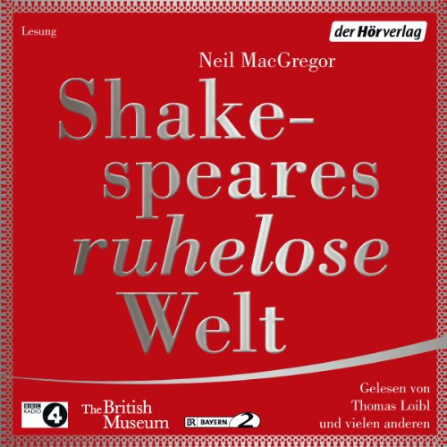 Shakespeares ruhelose Welt audiobook cover art