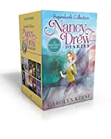 Nancy Drew Diaries Supersleuth Collection: Curse of the Arctic Star; Strangers on a Train; Mystery of the Midnight Rider; Once Upon a Thriller; Sabotage at Willow Woods; Secret at Mystic Lake; The Phantom of Nantucket; The Magician's Secret; The Clue at Black Creek Farm; A Script for Danger