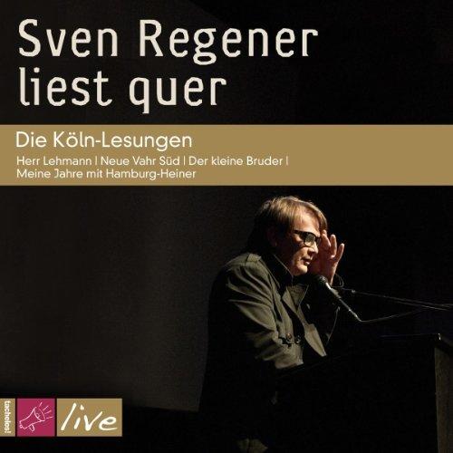 Sven Regener liest quer audiobook cover art