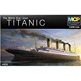 Academy 14215 The White Star Liner Titanic, 1/400 Scale Plastic Model Kit