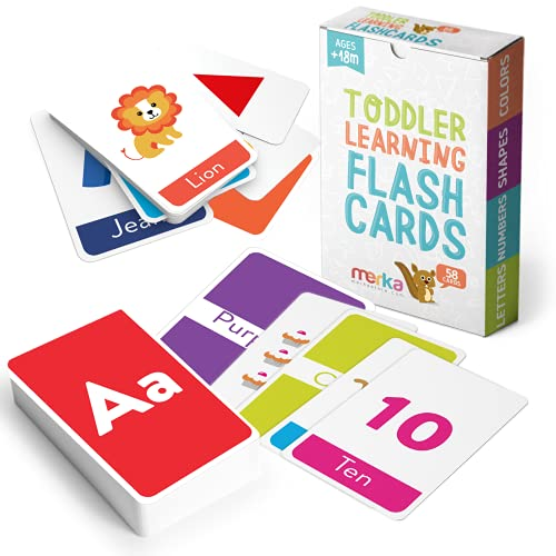 Educational Flash Cards for Toddlers