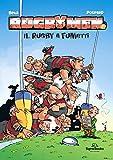 Rugbymen. Il rugby a fumetti...