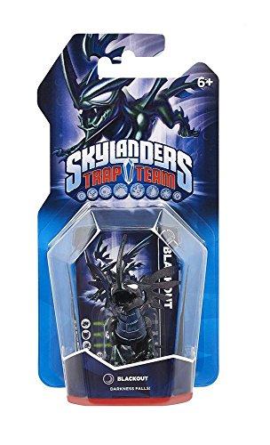 Figurine Skylanders : Trap Team - Blackout