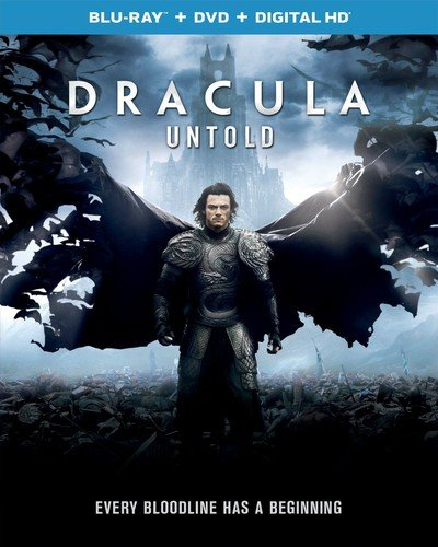 Dracula Untold (Blu-ray + DVD + DIGITAL HD with UltraViolet)