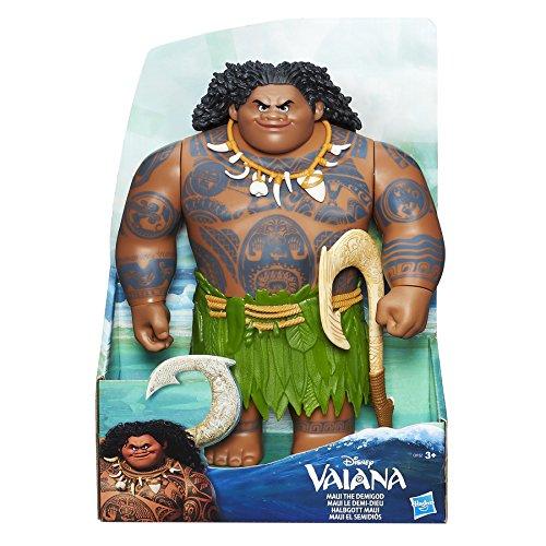 Hasbro Disney Prinzessinnen C0152EU4 Halbgott Maui, Puppe Disney Princesses Vaiana