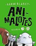 Animalotes 7 y 8: Desmadre prehistórico / Supermalotes (CÓMIC -...