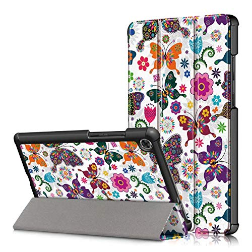 XIAOYAN Slim Magnetic Stand Cover Case for Lenovo Tab M8 TB-8505F TB-8505X 8 Inch Tablet Painted Cover Funda Tablet Stand Shell-4