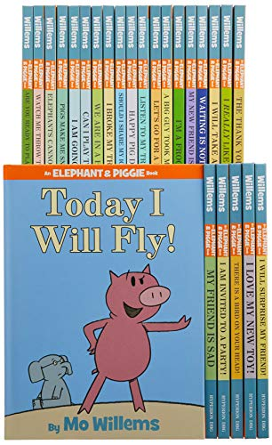 Elephant & Piggie: The Complete Collection (An Elephant & Piggie Book)-Hardcover $89.21