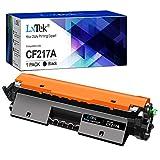 LxTek CF217A 17A Compatibile Toner Sostituzione per HP CF217A 17A per HP LaserJet Pro MFP M130fw M102W M102a MFP M130nw MFP M130fn MFP M130a (1600 Pagine, 1 Nero)