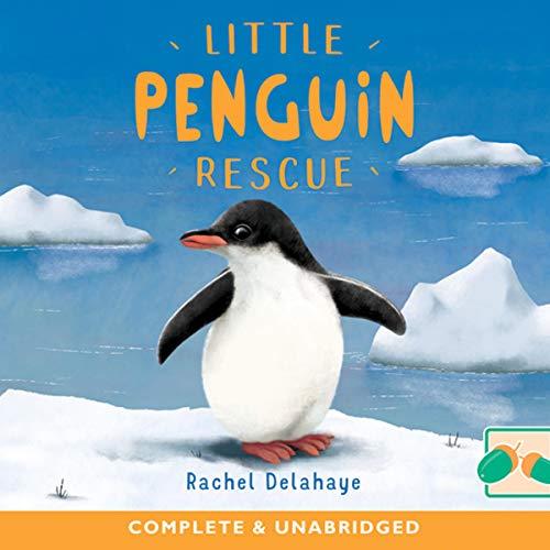 Little Penguin Rescue cover art