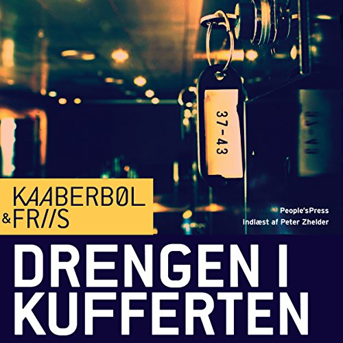 Drengen i kufferten [The Boy in the Suitcase] audiobook cover art
