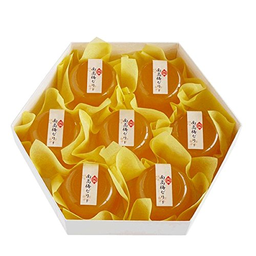 プラム食品 完熟梅ゼリー7個入り(85g×7個)