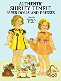 Authentic Shirley Temple Paper Dolls and Dresses