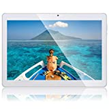 """10.1"""" Inch Android 8.1 Tablet, 3G Phone Call Phablet PC with Google Play"""