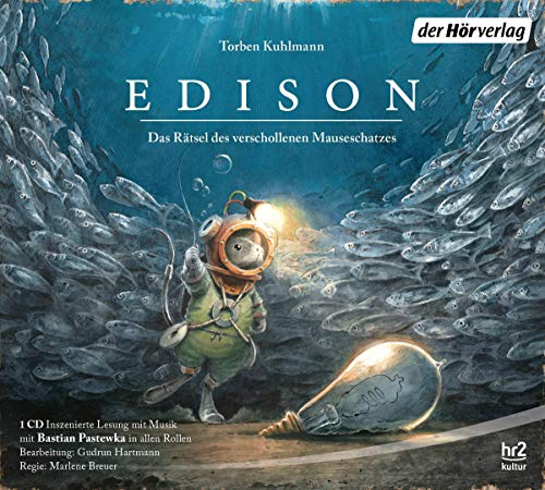 Edison: Das Rätsel des verschollenen Mauseschatzes (Die Mäuseabenteuer, Band 3)