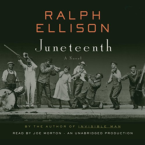 Juneteenth audiobook cover art
