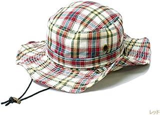 Bebro(ビブロ) アドベンチャーハット HAT 帽子 サファリハット アウトドアハット フリー(59-57cm) メンズ レディース 男性 女性 アメカジ ストリート アウトドア キャンプ あご紐付き