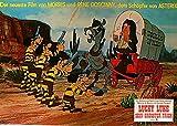 Lucky Luke - Sein grösster Trick - Aushangfoto A2 42x60cm