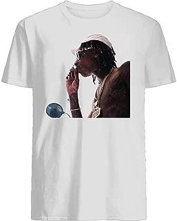 Upcoming Tour Dates - Wiz Khalifa Official Website Unisex Short Sleeve Graphic Fashion T-Shirt