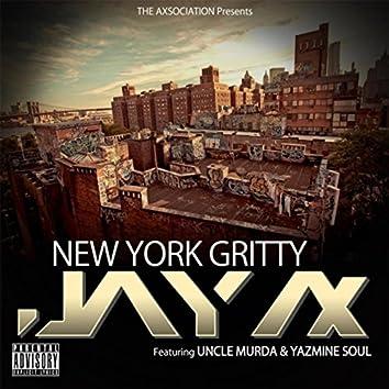 New York Gritty (feat. Uncle Murda & Yazmine Soul)